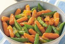 Side dishes / by Vickie Stidham