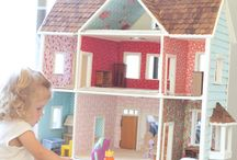 dollhouse makover / by Tara .