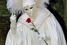 maski / maski weneckie i nie tylko...