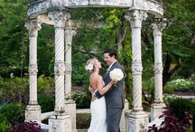 Wilmington Garden Wedding / Ideas and locations for your Wilmington garden wedding