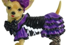 Aye Chihuahua / by Collectible Figurines