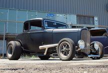 Carros - Garagem Virtual / Carros antigos e interessantes
