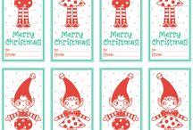 Christmas / by Ann Ferguson
