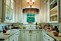 Butler's Pantry Ideas / by Lori Speiser