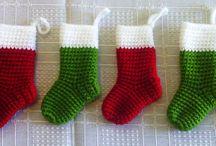 Crochet Christmas stuff / Crochet decorations