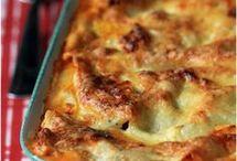 aurajuusto lasagne