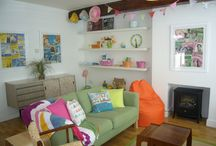 Interior design shabby chic inexpensive style ideas for seaside home interiors