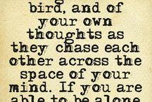 Gondolatok