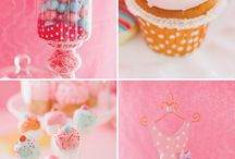 Candy table / by Nikki Stampede