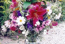 Fragrant floral arrangements / by Sue Mings