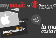LiveMyMusic fot Save the Children powered by madai