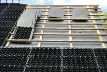 TOPGREEN Konstruktion - construction / TOPGREEN in der Ausführung - TOPGREEN in construction