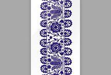 SLOVENSKY / my beloved project... everything inspired by the beauty of slovak folk ornament