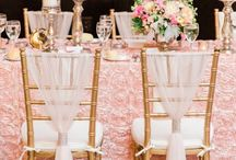 Wedding Reception Inspiration / Fabulous wedding reception ideas and inspiration.
