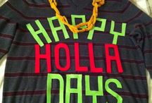 Christmas Sweater Ideas
