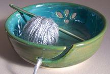 Yarn Bowls / by Kristin Kaufmann