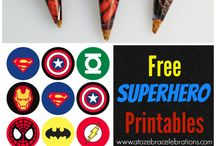 Super Hero March Break 2015