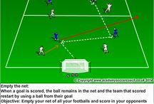 Football Sessions / A collection of football (or soccer if you talk like that) practice sessions.