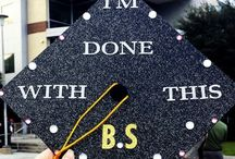 All about that BA-ss / Graduation Caps and crafts