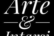 Arte e Intarsi / Papillonn artigianali -  Intarsio ligneo
