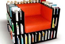 Boekmeubels / bookfurniture