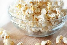 POPPED CORN / We love popcorn! Here's creative take on the tasty snack. / by Goodrich Quality Theaters