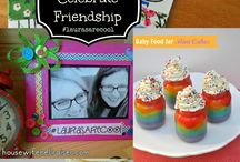 #LaurasAreCool / Amazing bloggers sharing the name Laura, spreading creativity, inspiration, and Laura-ness!
