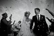 Black and White Destination Wedding Photographs