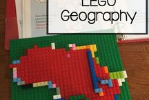 LEGO / LEGO inspired educational tools for teachers and parents.