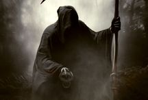 grim reaper / my love for grim reaper art  :D