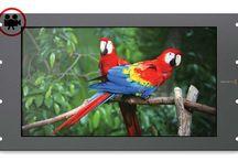 Black Magic SmartView HD 17″ Monitör / Black Magic SmartView HD 17″ Monitör SDI/HD-SDI/3G-SDI monitör SD/HD/2K'ya kadar olan çözünürlükleri destekleme özelliği Ekran Boyutu: 17.3″ LCD Display Çözünürlük: 1920 x 1080     1080p HD     16/9 Ekran Genişliği Black Magic HDMI to SDI Conventor ile HDMI çıkışlı kameralarla uyumlu çalışma -  Rezervasyon & Bilgi için: 0533 548 70 01 info@filmekipmanlari.com http://filmekipmanlari.com/kiralik-17-inc-sdi-hdmi-monitor/