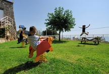 Kids@Sant'Anna / at Residence Sant'Anna - Pietra ligure, children are the real protagonists