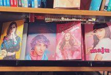 Erick Mafra Quando você chega na livraria e seu livro tá junto com o das suas amigas  @maisa @majutrindade @larissamanoela