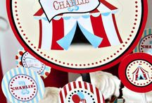 CIRCUS PARTY / by Renee | Bespoke by Renee
