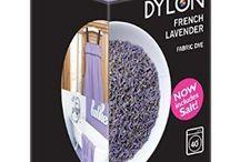 DYLON Fransız Lavantası - French Lavender - Fabric Dye With Salt