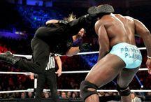 Wrestling/THE SHIELD/Seth Rollins/Dean Ambrose/Roman Reigns