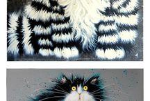 koty i śmieszaki