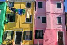 Burano / One of the most colorful places in the world!