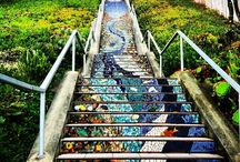 Stairways / by Isaac Stovall