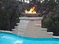 Pleasure Island Model by San Juan Fiberglass Pools / p