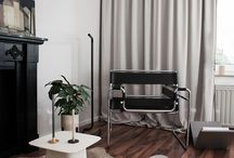   AT HOME   / This is a look inside the Bainbridge home. Here we show you how we live and how we style our ZWEI Design Home collection