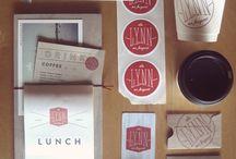 Restaurant Branding / ideas
