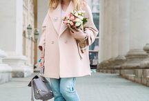 Девушка Весна Улица