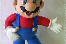 turma do Mario Bross