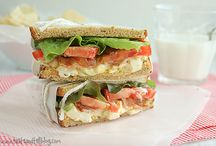 Food | Main Dish | Sandwich, Wrap