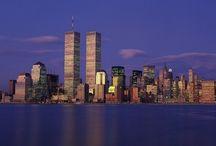 NY - World Trade Center / Story of the New York City.