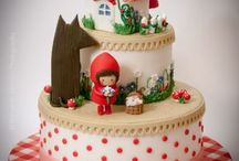 Piroska és a farkas torta