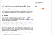 PsychicRatings.org / psychicratings helps in finding  best psychic and provides accurate psychic advice that can trust, this company have a large selection of psychic advisors to choose from and provides  psychic readings by phone or through online chat.