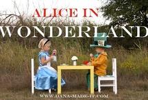 Wonderland / by Nabi Malak