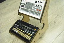 Volca stand / Stand for Korg Volca